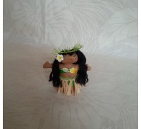 Aloha Doll Ornaments, Alohi (Love)