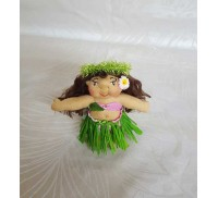 Alohi (Love), the Hula Doll