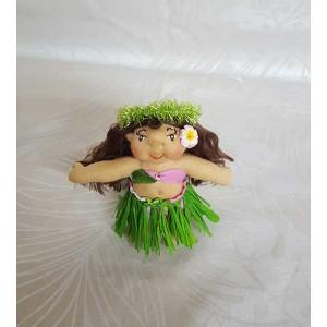 Alohi (Love), the Hula Doll