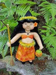 Amelia, the Halloween Witch