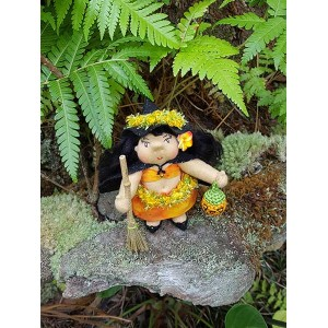 Ivy, the Little Hawaiian Witch
