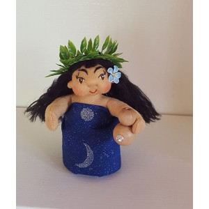 Hina, Moon Goddess of Hawaii