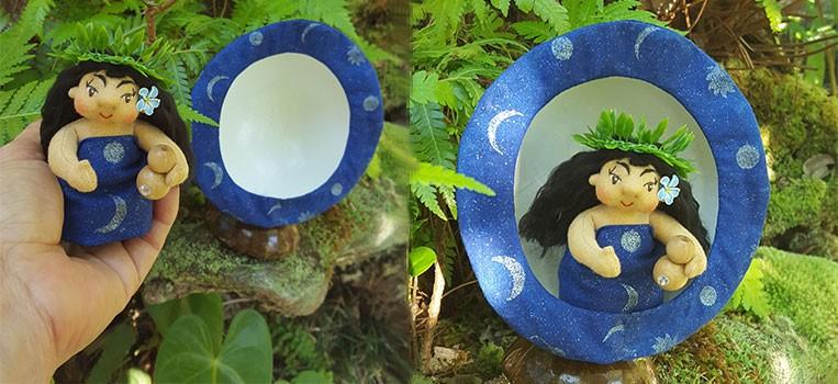 <h2>Hina, Moon Goddess of Hawaii</h2>