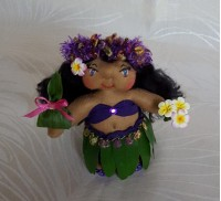 Custom Birthday Doll