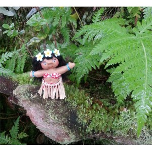 Lili, the Hula Dancer