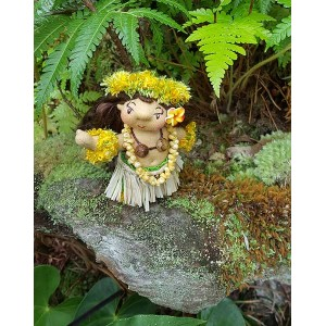 Ola (Life), the Hula Dancer