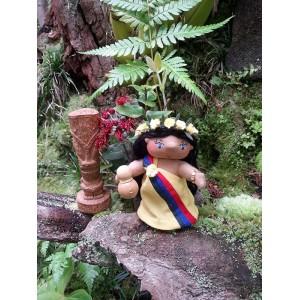 Anuenue, Rainbow Goddess