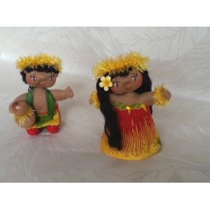 Hi'iaka and Lohi'au