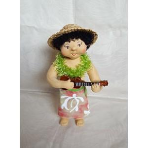 Huggable Hawaiian Art Dolls, Kimo