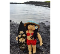 Huggable Hawaiian Art Dolls, Mahea