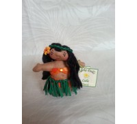 Aloha Doll Ornaments, Lulu (Peace)
