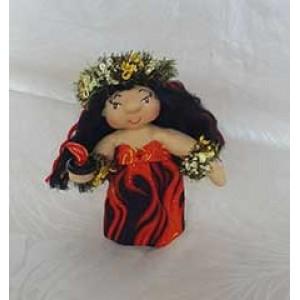 Pele, Hawaiian Volcano Goddess