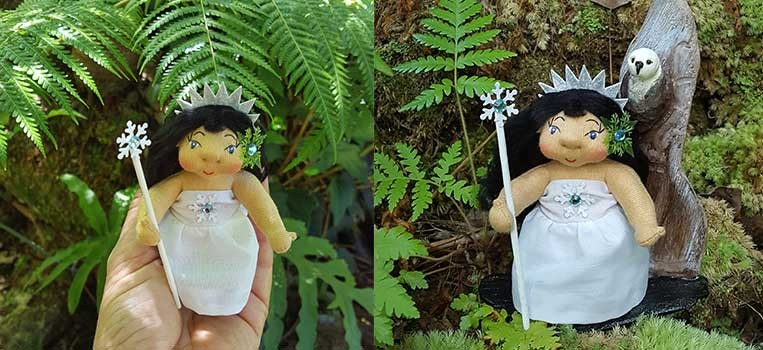 <h2>Poli'ahu, Snow Goddess of Mauna Kea</h2>
