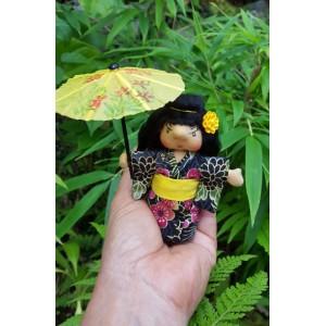 Japanese Kimono Doll, Misaki