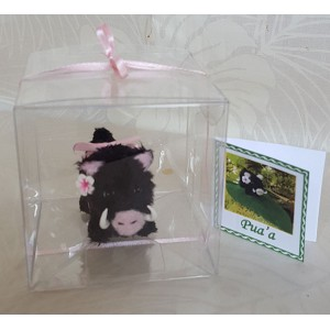 Pua'a, the Hawaiian Good Luck Pig