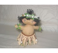 Koko, the Menehune Dancer