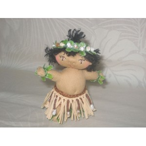 Koko, the Menehune Dancer